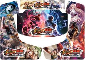 Street Fighter vs Tekken 001 Preview